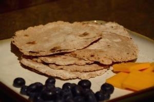 Barley Bread Platter