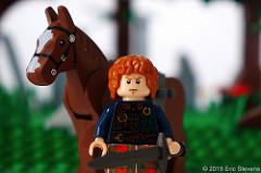 Outlander-Jamie Lego
